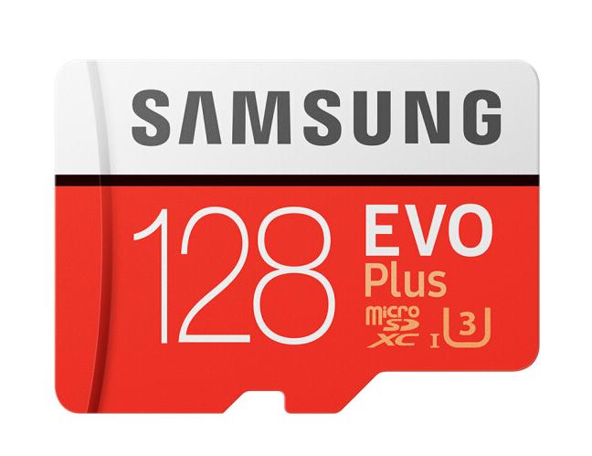 Samsung (SAMSUNG) được lưu trữ 128GB đọc thẻ 100MB/s tốc độ viết tốc độ 90MB/s 4K Class10 tốc độ cao