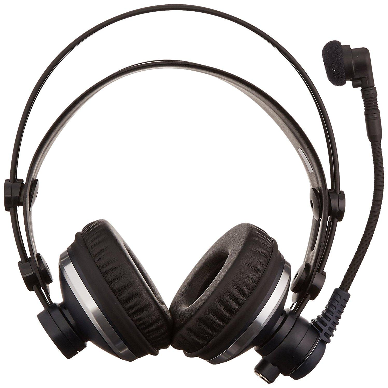 AKG Hsd171 yêu công nghệ chuyên nghiệp supraaural tai nghe và micro.