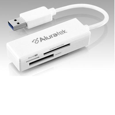 Aluratek 3.0 USB của aluratek aucr300f đa phương tiện máy đọc thẻ
