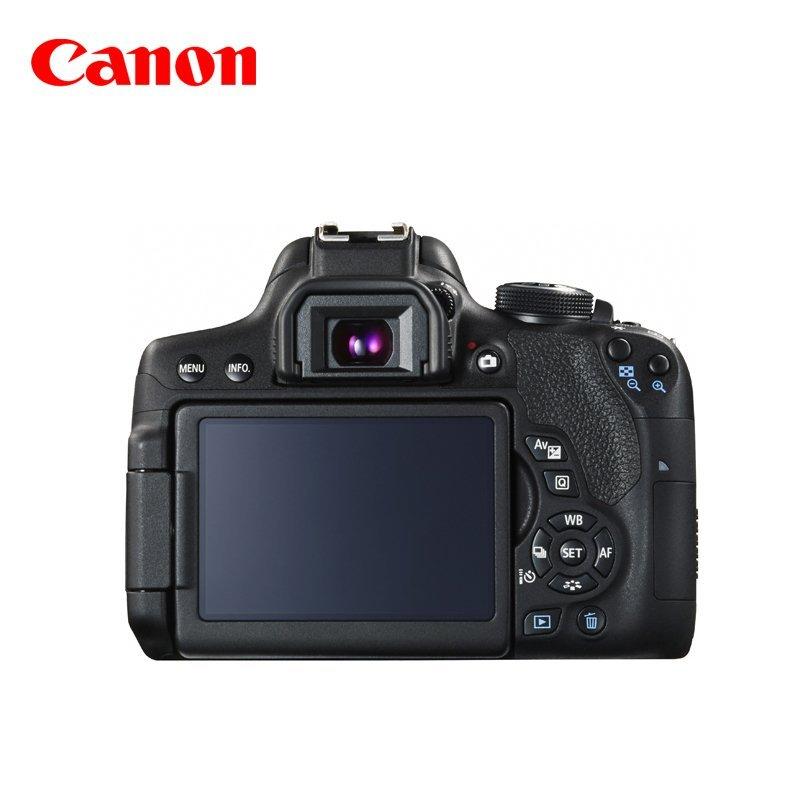 Máy ảnh phản xạ ống kính đơn / Máy ảnh SLR Canon EOS 750D Canon Digital camera (bao gồm 18-135 IS S