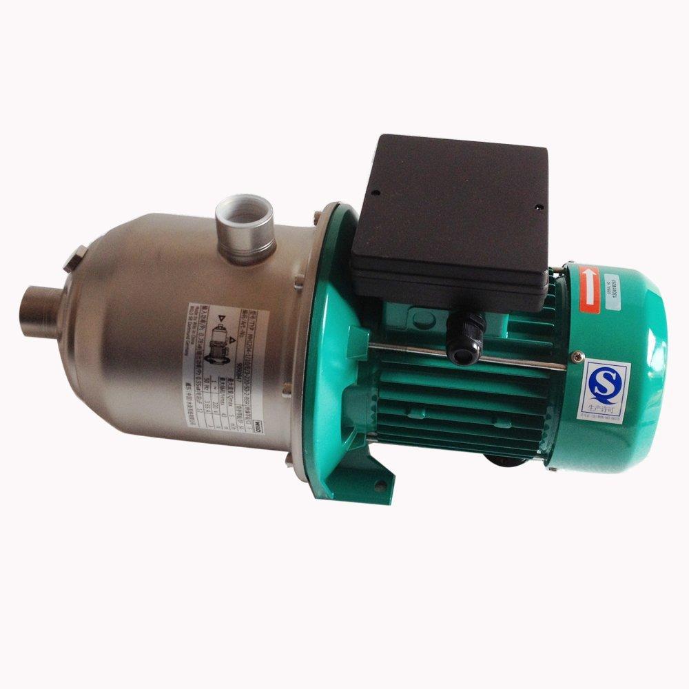 Đức bơm tăng áp MHI-204EM220V thép không gỉ máy bơm bơm tuần hoàn nồi hơi áp lực máy bơm bơm tuần ho