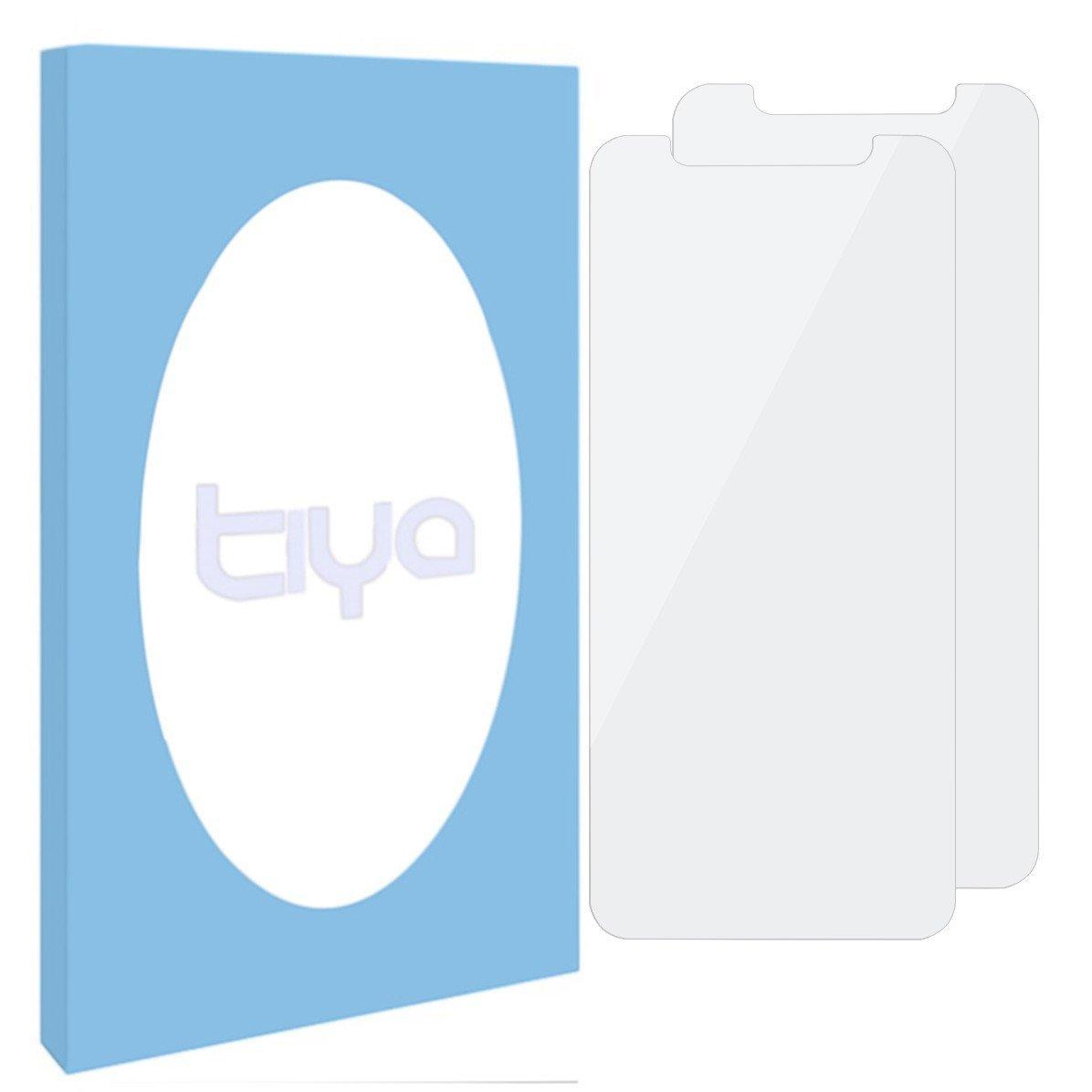 - thia TIYA Apple iPhone thuỷ tinh công nghiệp phim X 2 x không toàn màn hình thủy tinh trong suốt b