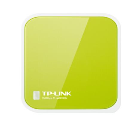 Router TP-LINK TL-WR702N 150M mini - loại bộ định tuyến không dây ()