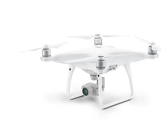 Đại Cương (DJI) tiên Phantom 4 Advanced chuyên nghiệp thông minh 4K Aerial máy bay không người lái.