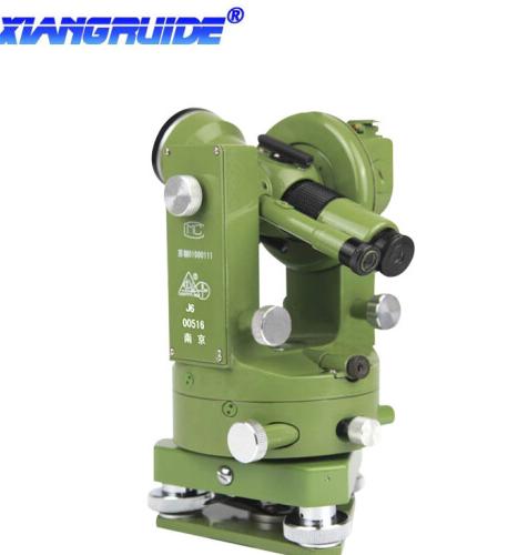 Tường Reid. Dụng cụ (XIANGRUIDE.2012) J6-E (DJ6) quang học máy kinh vĩ giống như J6-E máy kinh vĩ