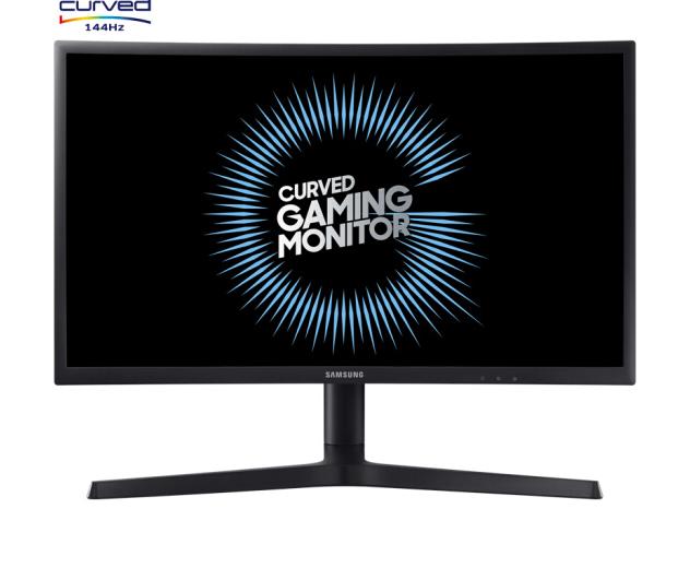 Máy tính màn hình Samsung (SAMSUNG) 27 inch 144Hz cập nhật 1800R bề mặt độ nét cao chấm lượng tử lên
