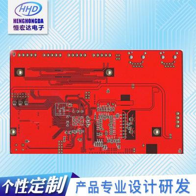Bề mặt kim loại cách điện PCB Chuyên sản xuất các mặt một mặt hai mặt nhiều lớp PCB mạch PCB mạch ki