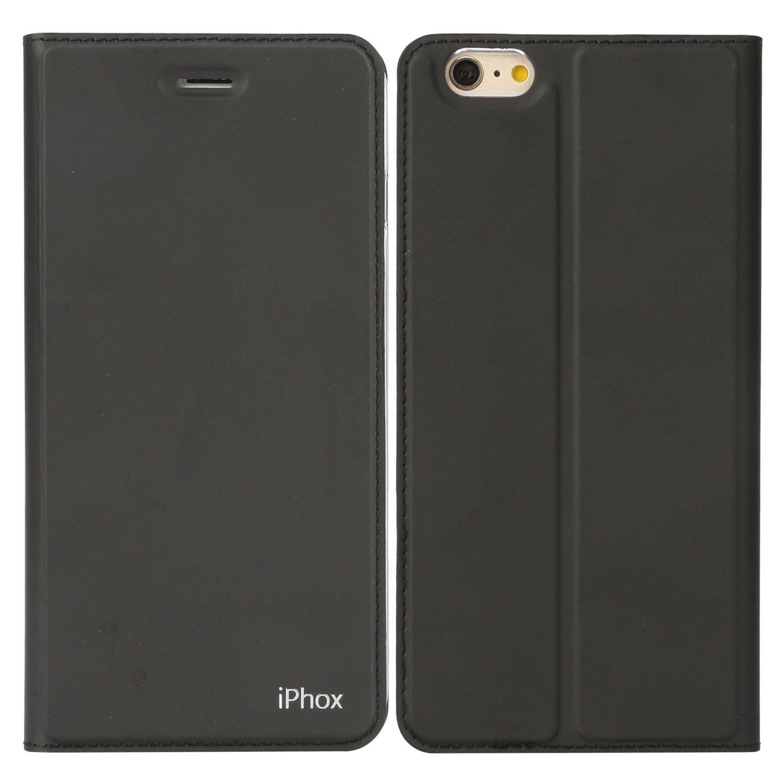 Phần cứng máy tính xách tay  IPhone 6S da bảo vệ hệ vỏ điện thoại iPhone 6, vỏ, yêu Fox với ví da vỏ