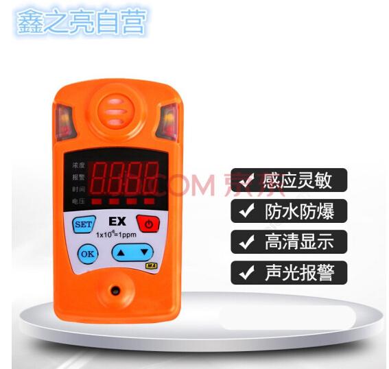 Khí dễ cháy phát hiện báo động cháy nổ máy đo cụ đo các nhà sản xuất