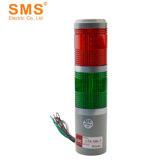 tháp đèn LED đèn SMS tiền dày. Báo động luôn sáng đèn Flash / / Buzzer / im lặng máy công cụ tín hiệ