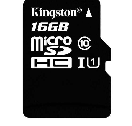 Kingston (Kingston) 80MB 16GB phòng điều tra cháy nổ / s (thẻ nhớ SD.) hạng 10 UHS - i tốc độ lưu tr
