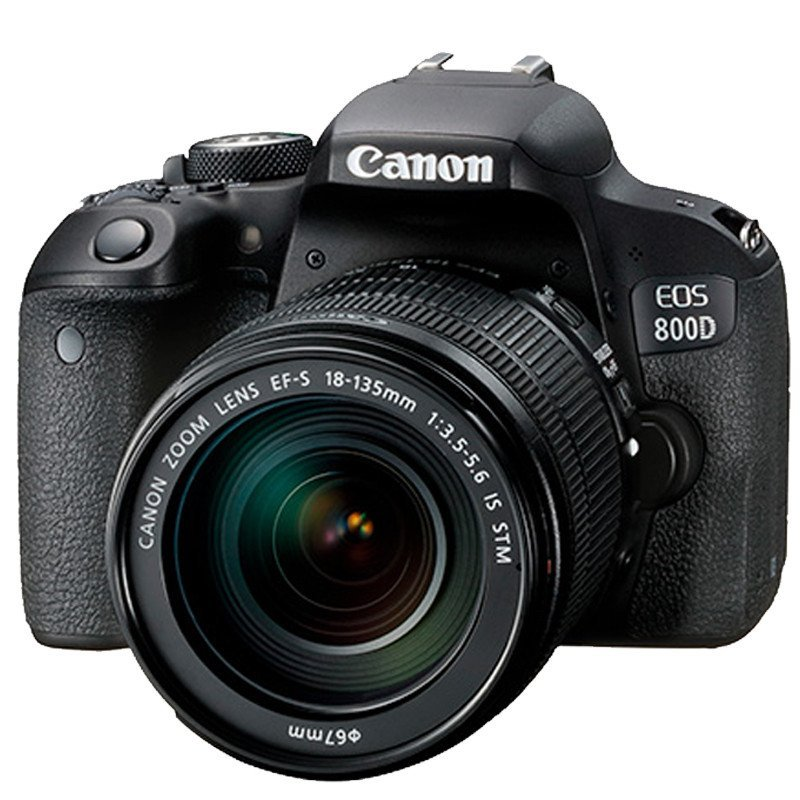 Máy ảnh phản xạ ống kính đơn / Máy ảnh SLR  [Bắc Kinh lấy Huệ số] Canon Canon EOS 800d (EF - - s F -