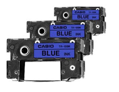 CASIO 3 mảnh ruy băng xanh được áp (tr-18 bu-3p);...