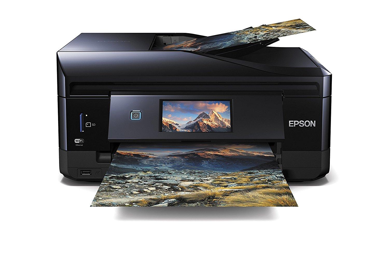 Máy in  Epson Epson xp-830 Expression cao cấp có nhiều khả năng máy in phun màu A4