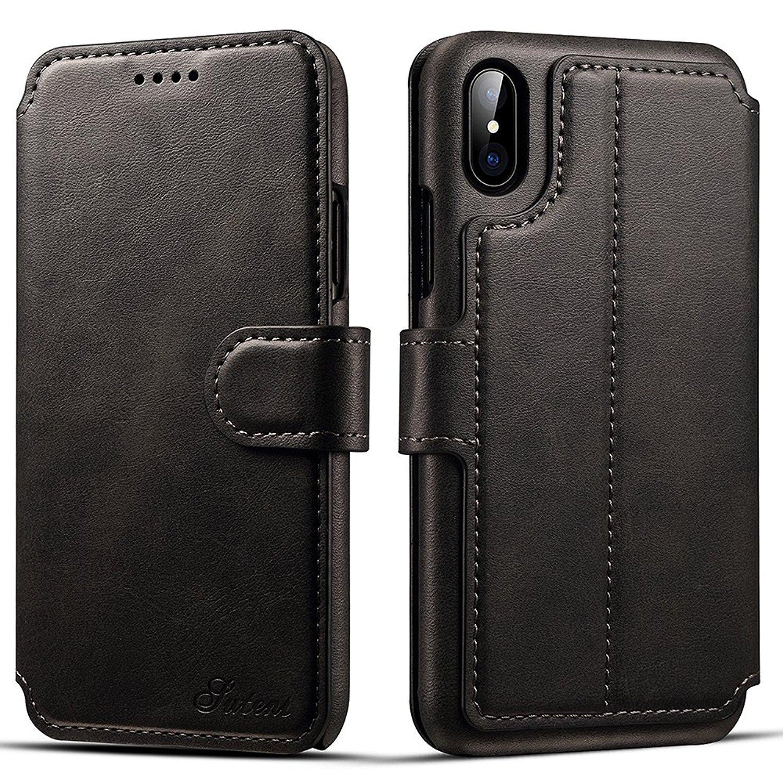 Aiomao iPhone và iPhone Vintage sửa chữa bảo vệ bộ mang chức năng hỗ trợ thẻ tín dụng, máy đánh bạc