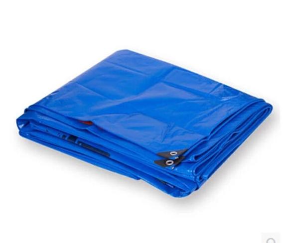 Vải bạt nhựa nhựa dày của PE nhựa để che mưa che nắng vải xe vải bạt điện ba Bồng vải không thấm nướ