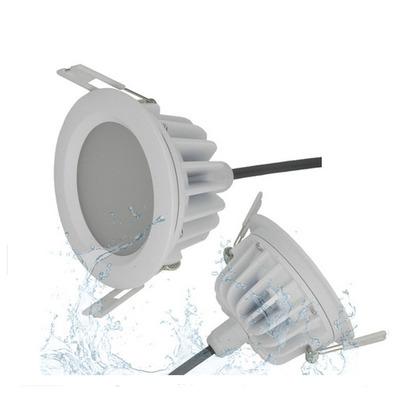 Downlight dẫn nước không thấm nước downlight 5W7W9W12W15W18W chống sương mù chống ẩm phòng IP65 chốn
