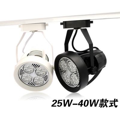 Đèn LED chiếu sáng PAR30 đèn đường đèn LED đèn sân khấu 35W40WCOB cửa hàng quần áo nội thất phòng tr