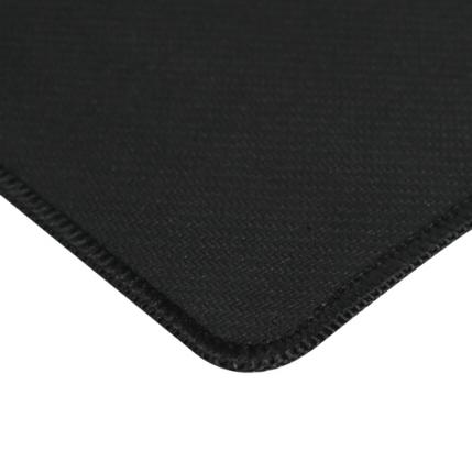 Mousepad chơi kèn Mousepad chính xác dưới văn phòng trò chơi P01 đen trơn nhỉ