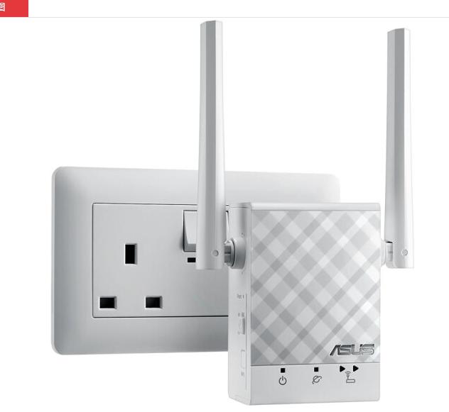 ASUS (ASUS) RP-AC51 AC750M Wi Expander