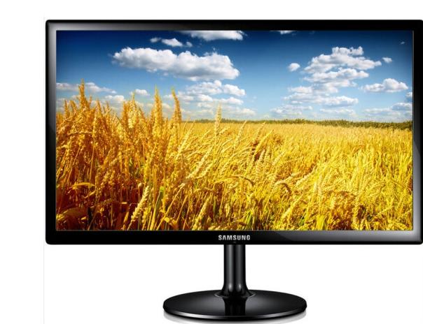 Máy tính màn hình Samsung (SAMSUNG) S22F350FH dẫn tất cả máy tính độ nét cao 21.5 inch màn hình tinh
