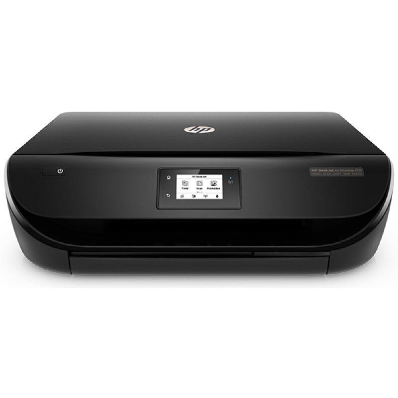 Máy in  HP Hewlett - Packard DeskJet 4538 Huệ tỉnh series màu máy phun quét một mạng không dây hình