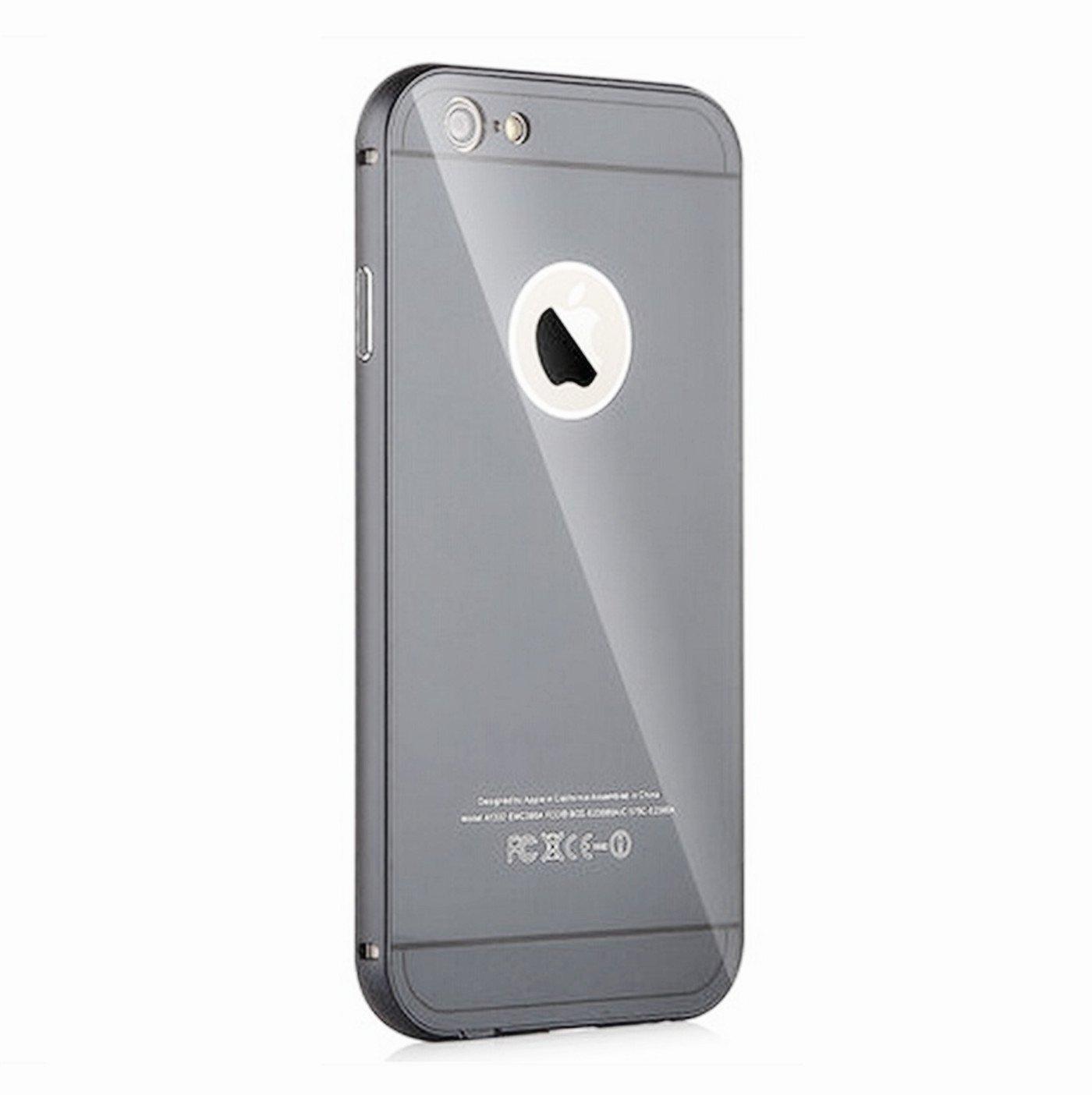 YOCY Yu Hê - tôn trong series Metal viền có thể áp dụng cho điện thoại di động iPhone6 4.7 inch vỏ b