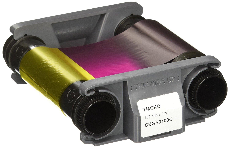 Evolis cbgr0100c máy in thẻ không dây ruy băng