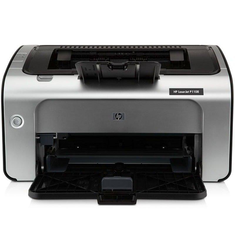 Máy in  HP Hewlett - Packard LaserJet Pro P1108 đen máy in laser A4 in in thương mại nhỏ.