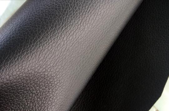 Các nhà sản xuất da giày vải sọc chút ống nhựa ko vải DE90 văn phòng phẩm da / bọc da / luggage cách