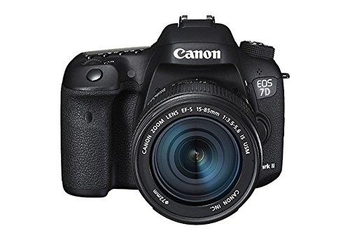 Máy ảnh phản xạ ống kính đơn / Máy ảnh SLR  Canon EOS 7D máy ảnh kỹ thuật số của Canon hầu tước đơn