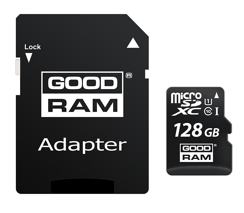 Goodram Sdu128gxcuhs1agrr10 Micro SDXC UHS-I U1 MicroSDXC cấp 10.
