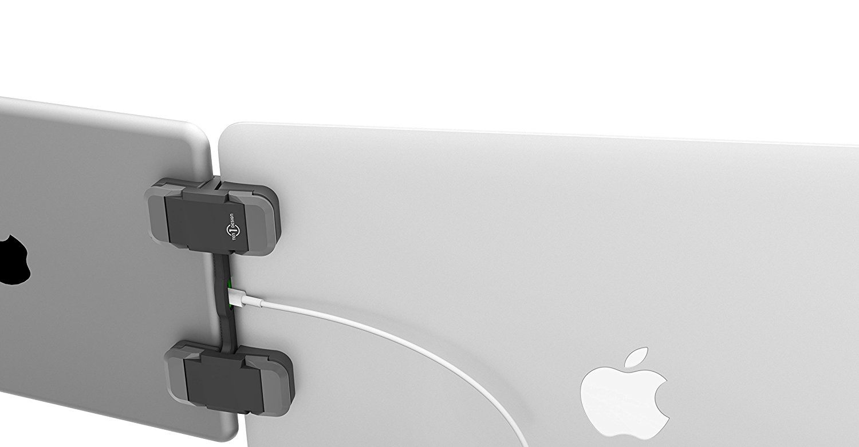 Phụ kiện máy xách tay  Ten chuyến Design mountie + khung máy tính bảng di động lớn và màn hình hiển