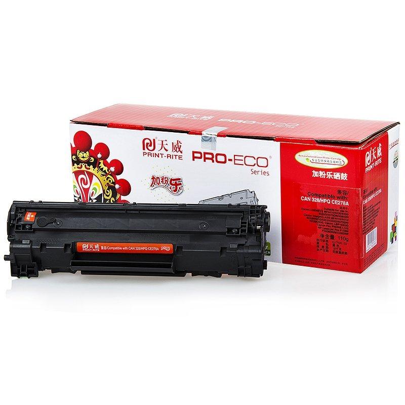 Hộp mực than   PRINT-RITE 328/CE278A dễ cộng với bột màu đen (áp dụng cho Canon i-SENSYS MF4410/4430