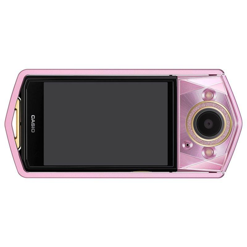 Máy ảnh kỹ thuật số   Casio Casio trước tr750 chụp tự sướng, máy ảnh kỹ thuật số (3.5 inch màn hình