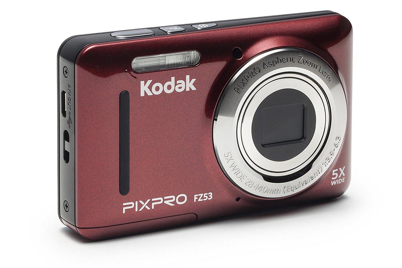 Máy ảnh kỹ thuật số   Koda, Koda, FZ (53 máy ảnh kỹ thuật số Red 1615 triệu điểm ảnh 2.7 inch màn hì