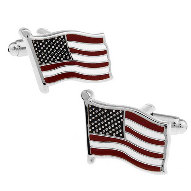 Rxbc2011 quốc kỳ Mỹ Pháp với phong cách áo cài khuy măng sét 1.