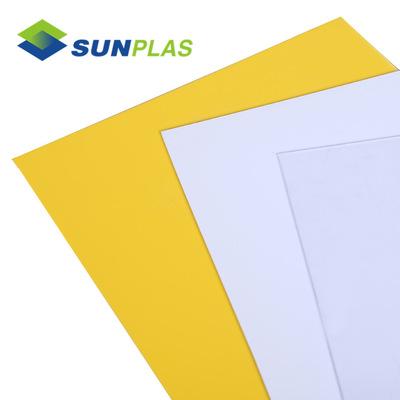 Tấm nhựa PMMA (thể tích) Các nhà sản xuất cung cấp chống 141b nhựa ABS nhựa composite Ba lớp đồng đù