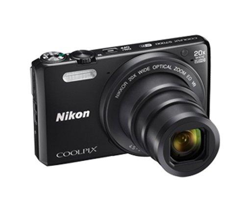 Máy ảnh kỹ thuật số   Nikon Nikon Coolpix s7000 xách tay máy ảnh kỹ thuật số (đen)