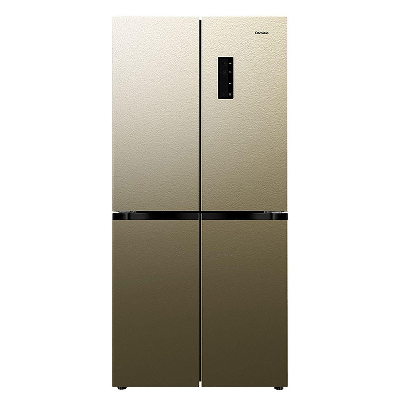 Tủ lạnh  Damiele đạt Migny BCD-468WKYD Annie thời trang thập tự phải mở cửa tủ lạnh: 468 lít (nhà cu