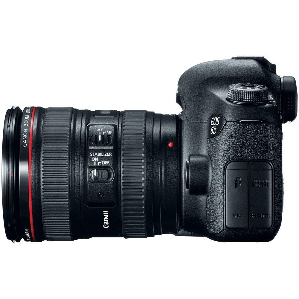 Máy ảnh phản xạ ống kính đơn / Máy ảnh SLR  Canon EOS 6D máy ảnh Canon đơn khăn trùm đầu máy (EF -