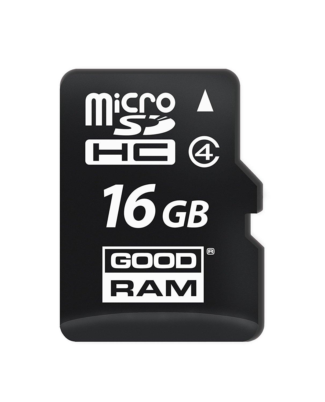 Goodram Micro SD c4 16 GB bộ nhớ flash của lưu trữ siêu nhỏ
