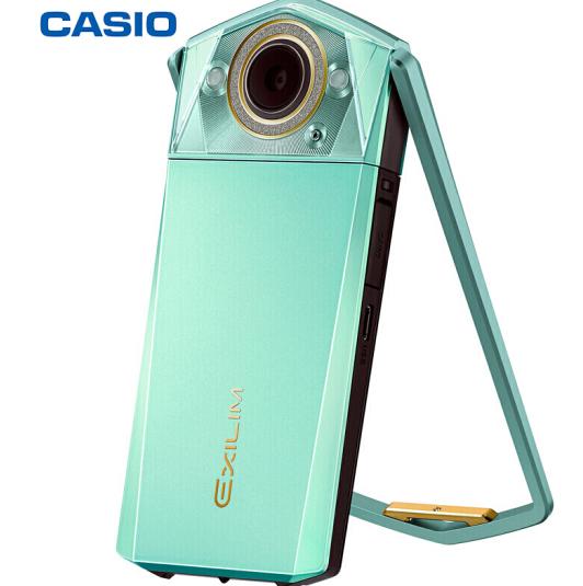 Máy ảnh kỹ thuật số Casio (CASIO) EX-TR750 Fantasy. Green máy rời Edition (3.5 inch màn hình lớn và