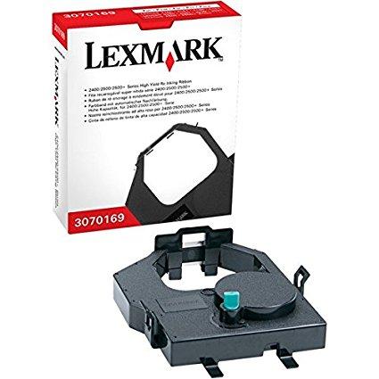 Lexmark Sản lượng cao Lexmark 3070169 ruy băng băng
