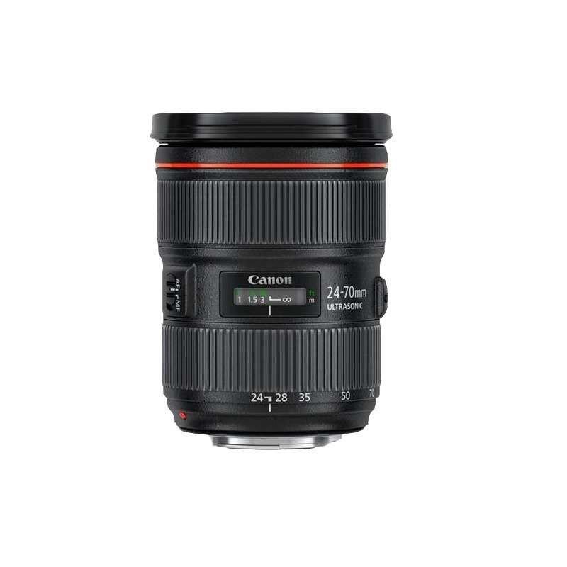 Máy ảnh phản xạ ống kính đơn / Máy ảnh SLR  [Bắc Kinh lấy Huệ số] Canon Canon EF - 24-70mm f/2.8L I