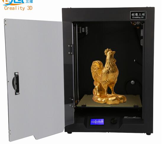 d (Creality máy in 3D) 3 chiều CR-3040 công nghiệp toàn kim loại đen kiểm chứng thông minh máy in 3D