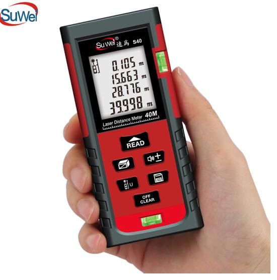 Tốc độ cho (suwei) rangefinder tia laser hồng ngoại với dụng cụ quang học điện tử khác nhau, cao 40