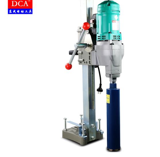 Đông thành dạng tháp 3800W ống thoát nước máy khói dầu tường (DCA máy khoan kim cương Z1Z-FF03-200