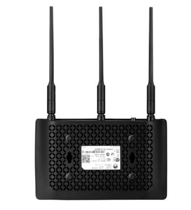 Router (bộ định tuyến không dây Huawei HUAWEI) WS550 thông minh wifi450M Ba Vua Đen không dây ăng -