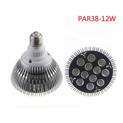 Đèn LED chiếu sáng Led Spotlight PAR3812W Hiệu suất cao Light Hotel Trang sức Shop Theo dõi Lights T